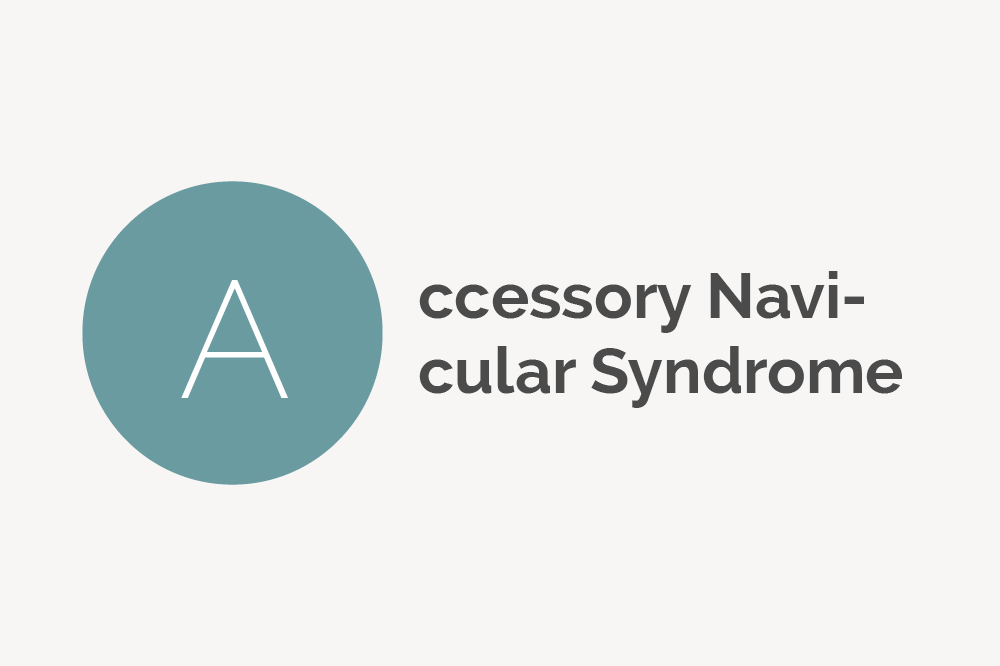 Accessory Navicular Syndrome Definition