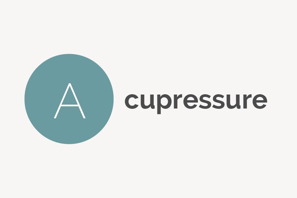 Acupressure Definition