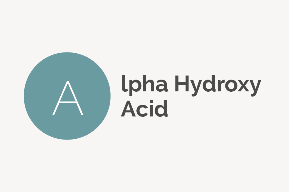 Alpha Hydroxy Acid Definition