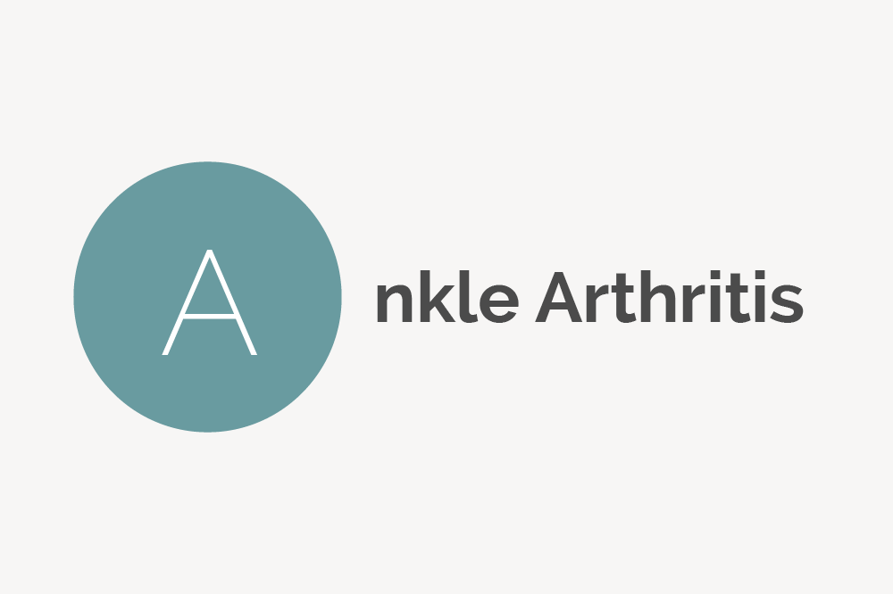 Ankle Arthritis Definition