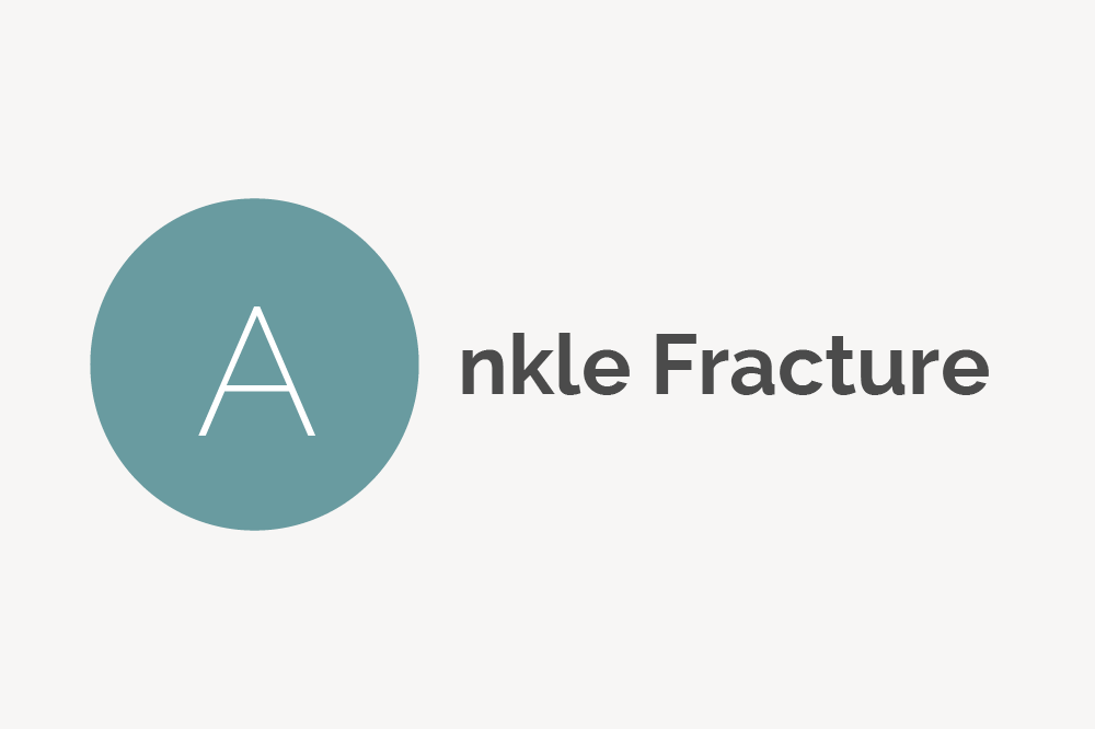 Ankle Fracture Definition