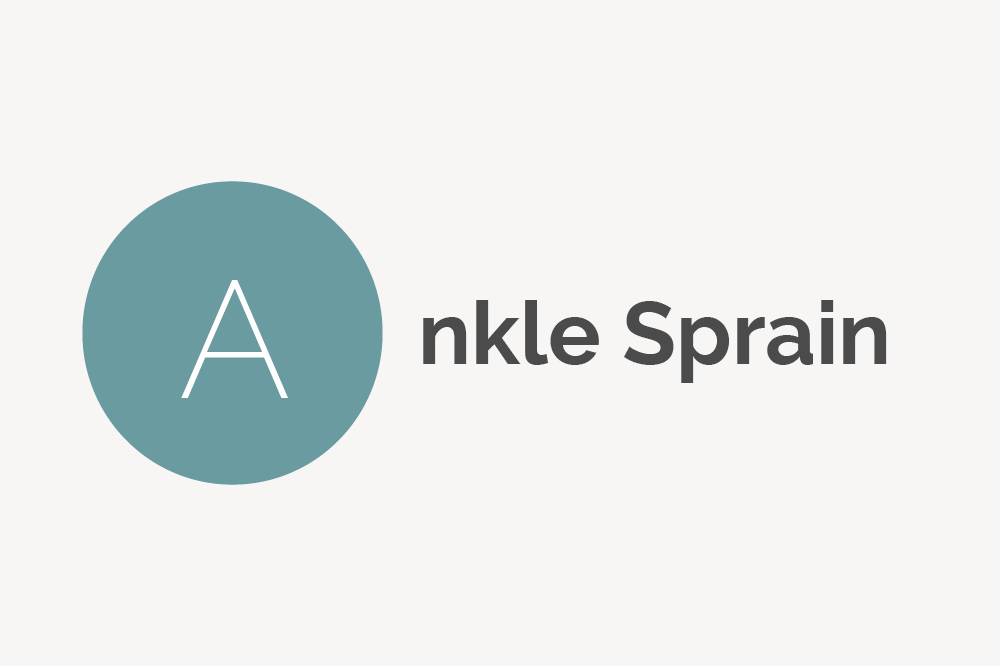 Ankle Sprain Definition
