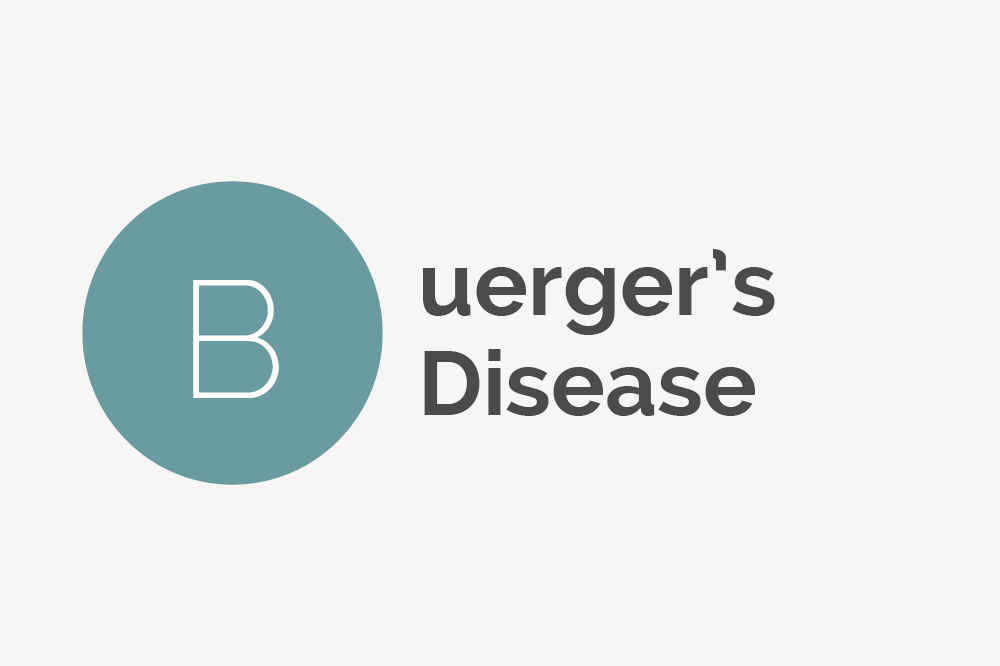 Buergers Disease Definition