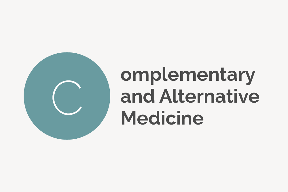 Complementary Medicine and Alternative Medicine