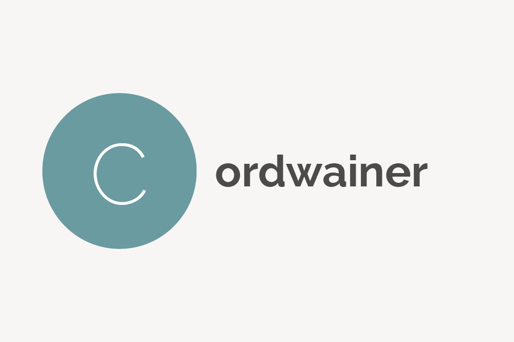 Cordwainer Definition