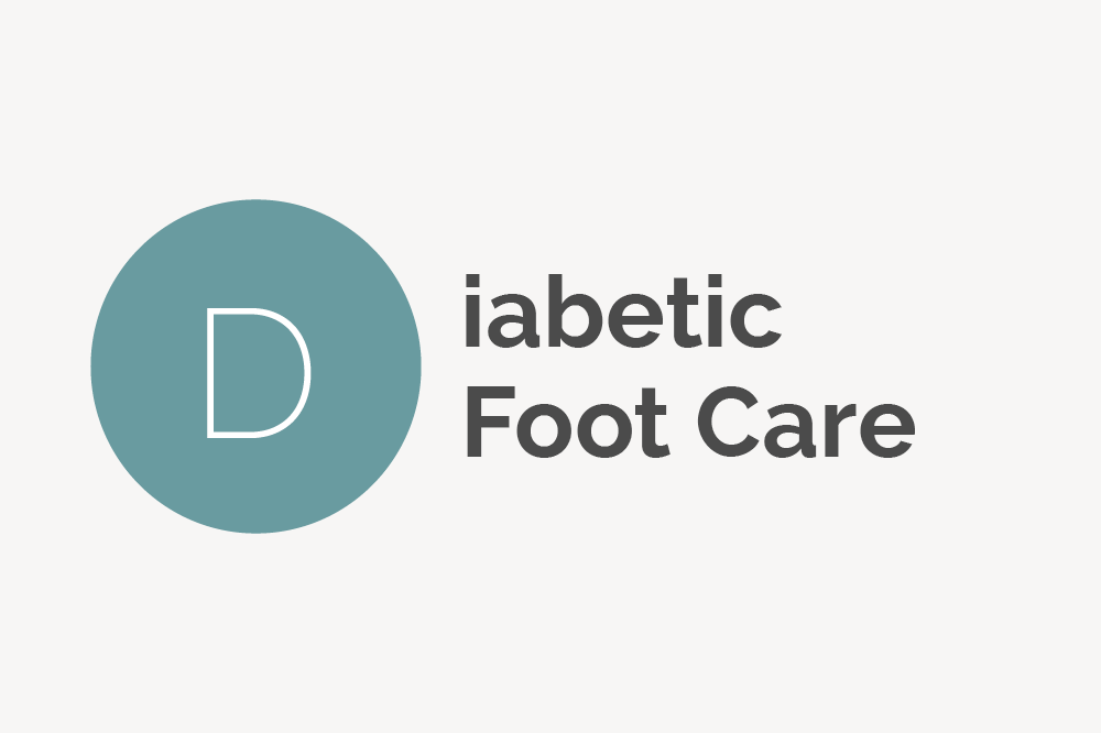 Diabetic Foot Care Definition