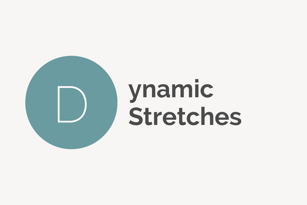 Dynamic Stretches Definition
