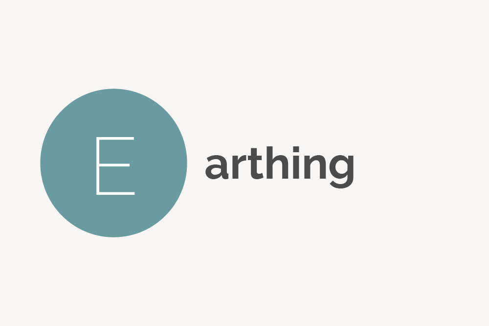 Earthing Definition