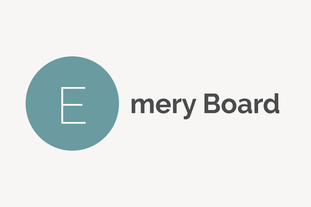 Emery Board Definition