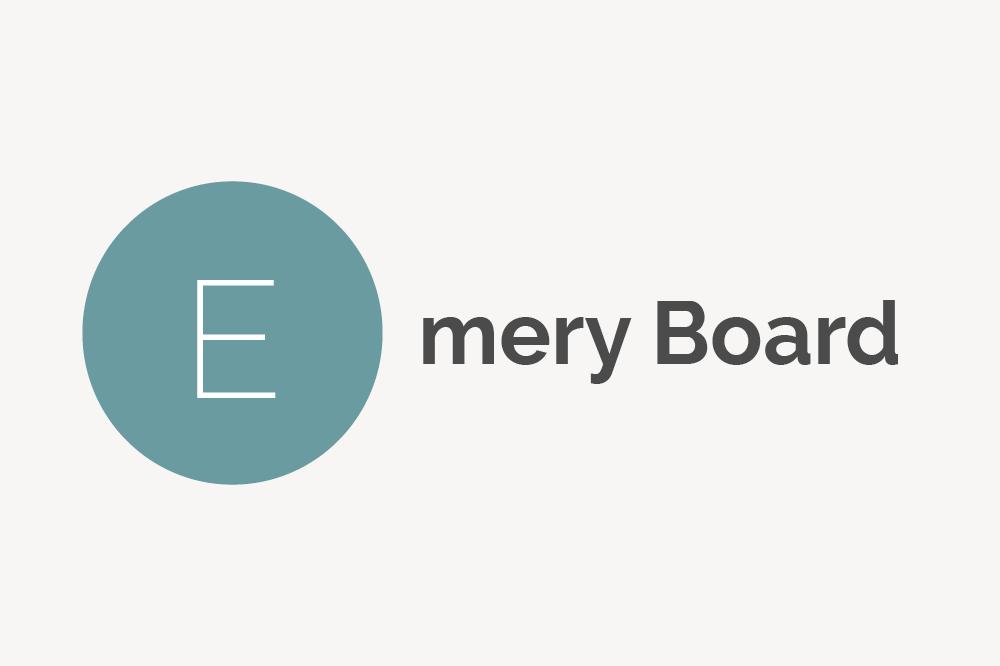 Emery Board Definition