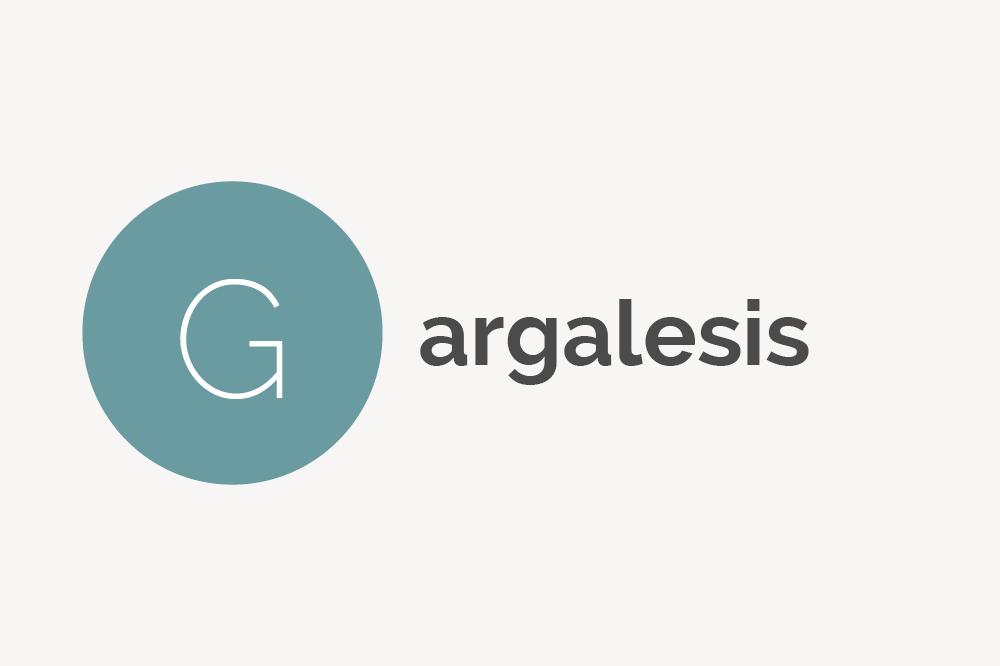 Gargalesis Tickle Definition