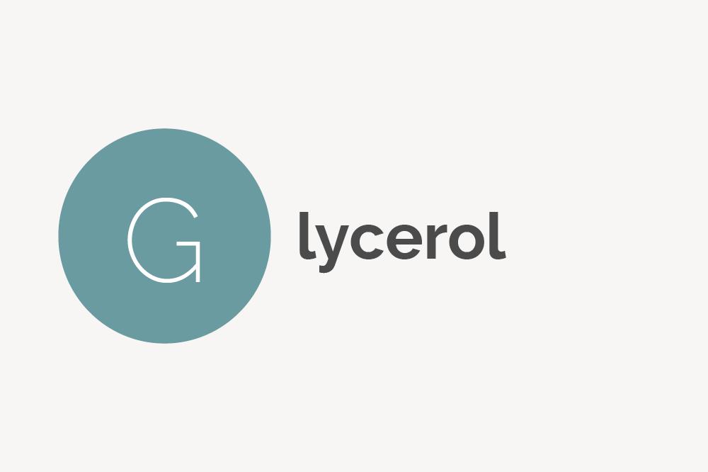 Glycerol Definition
