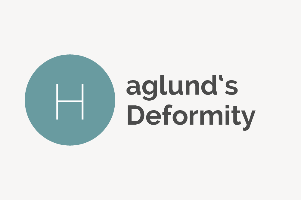 Haglund's Deformity Definition