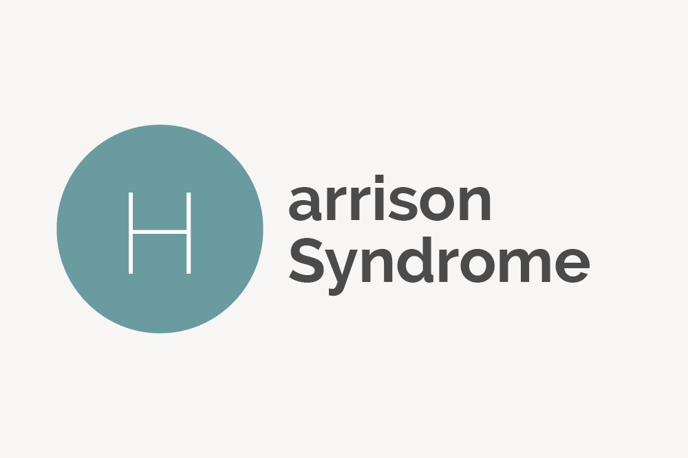 Harrison Syndrome Definition