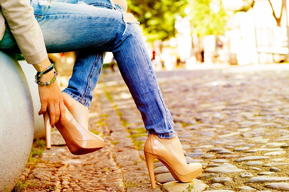 17 High Heel Problems All Women Understand