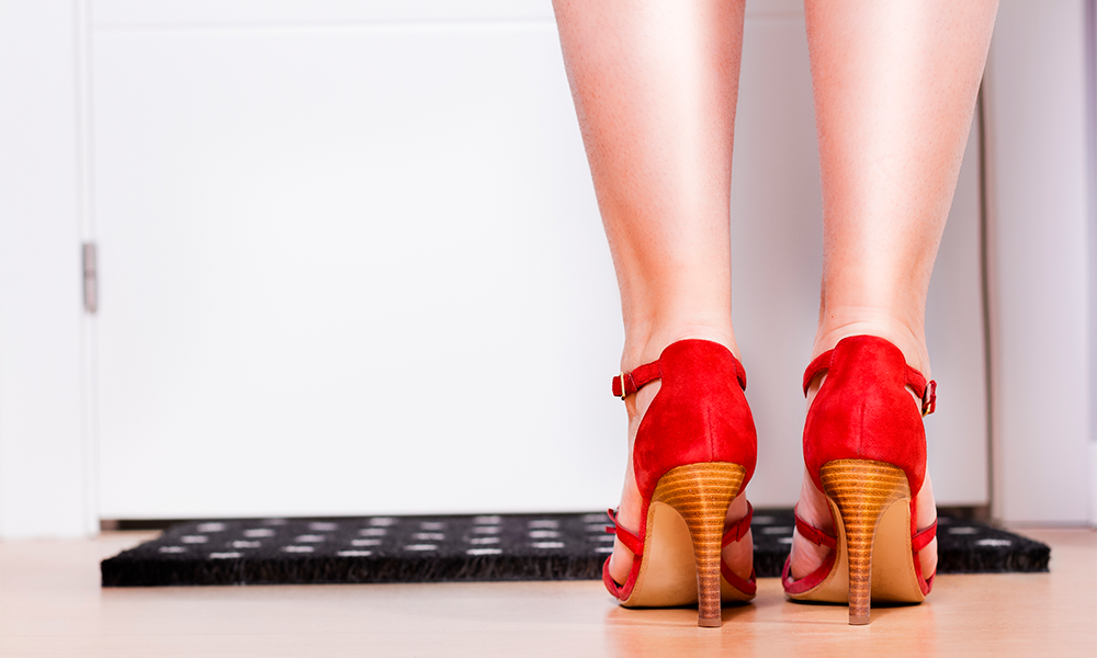 Six Reasons To Remove Your Shoes Before Entering The House