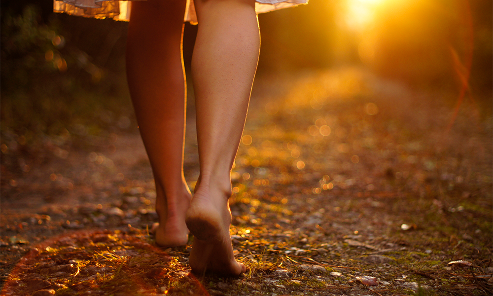 7 Ways To Give Thanks To Your Feet This Holiday Season
