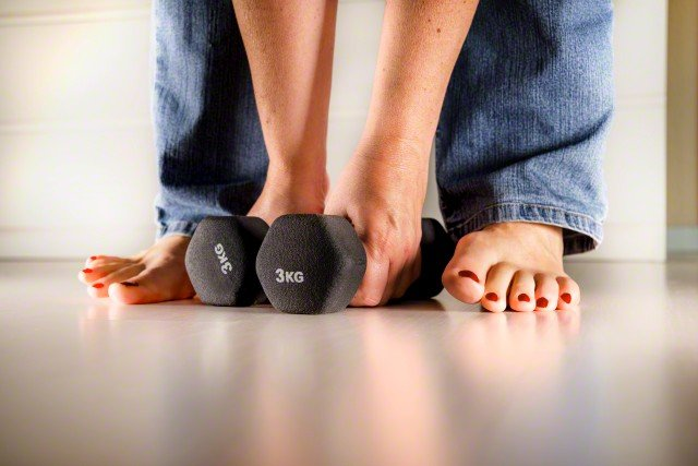 Foot exercises to relieve bunion pain