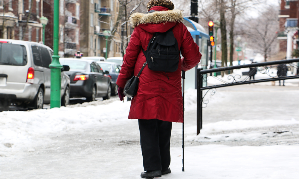 How To Safely Walk On Ice And Slippery Surfaces In Winter Weather
