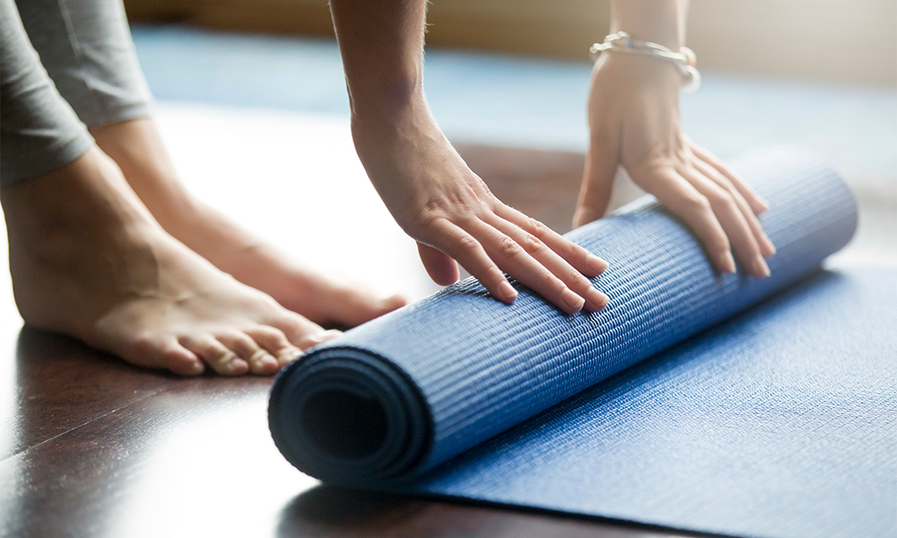 Naboso Technology Barefoot Training Yoga Mat Get The Facts
