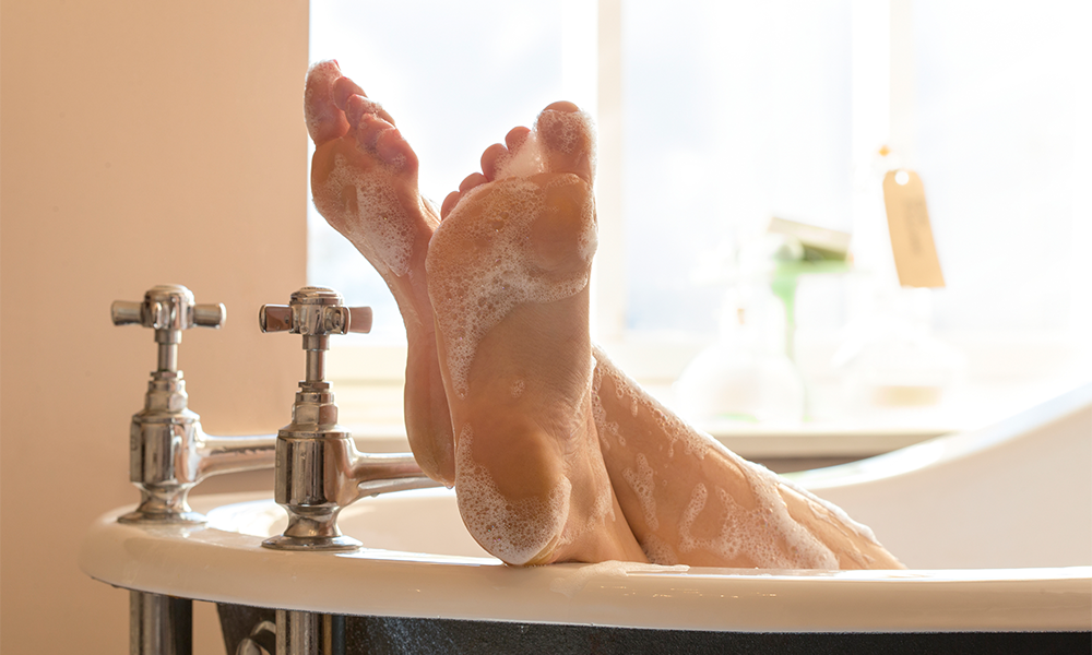 The Beer Foot Soak That Totally Transforms Feet
