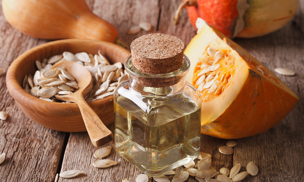 The DIY Pumpkin Foot Scrub Your Feet Will Die For