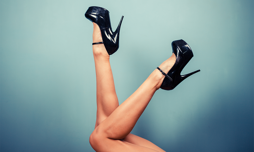 Yes, Your High Heel Fetish Is Normal