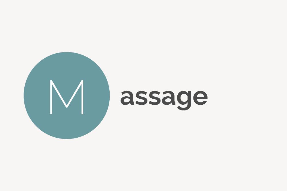 Massage Definition
