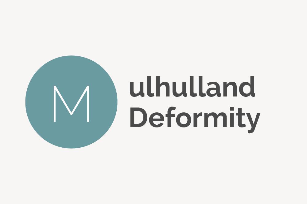 Mulhulland Deformity Definition
