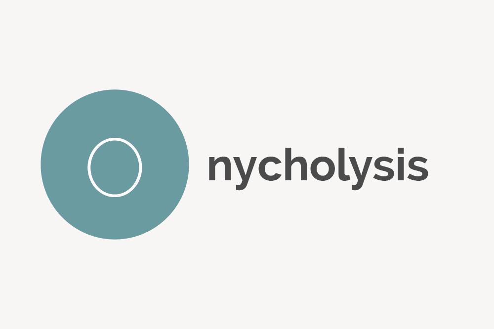 Onycholysis Definition