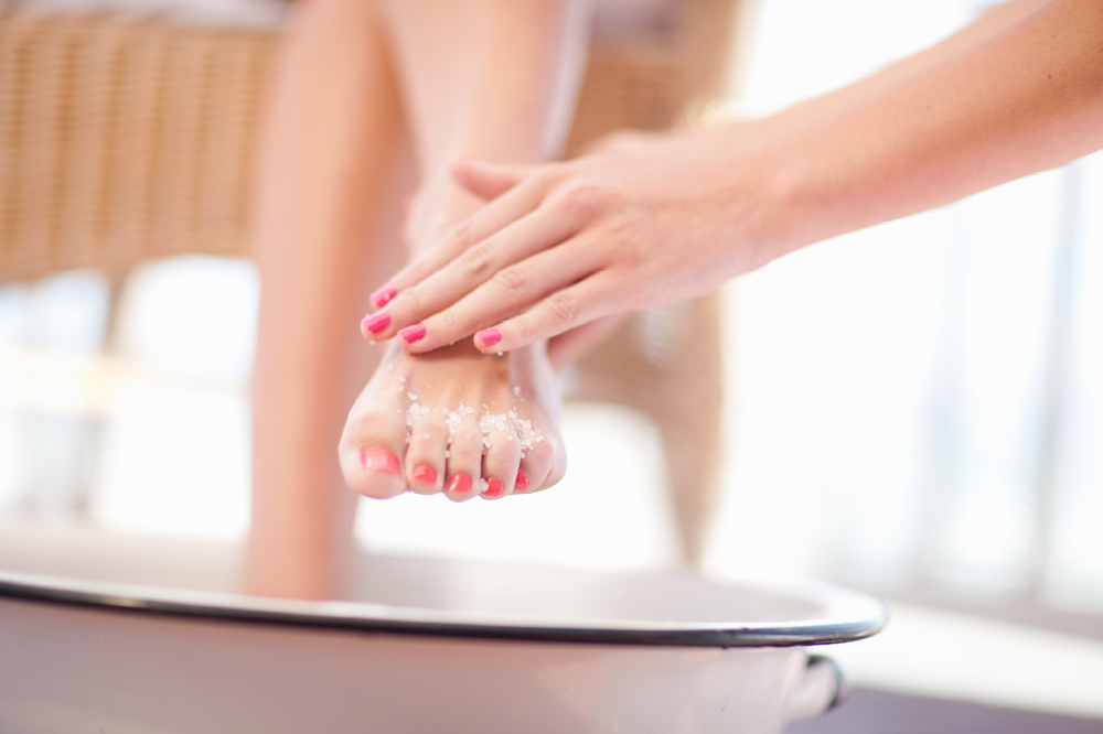 Remove Dead Skin From Your Feet