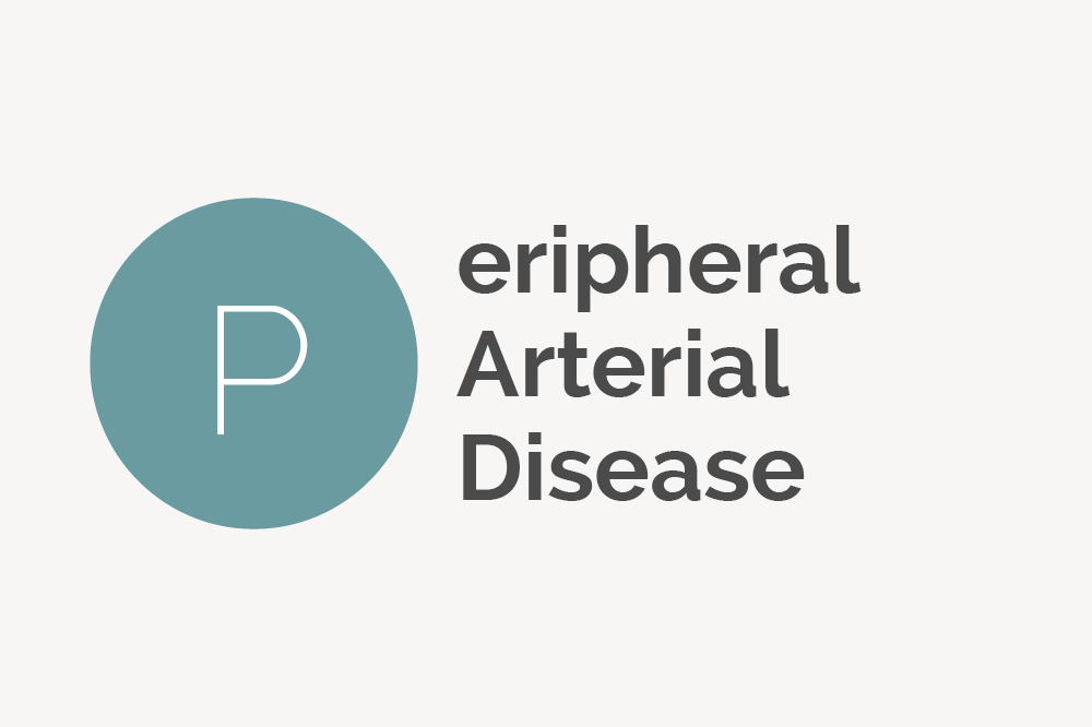 Peripheral Arterial Disease Definition