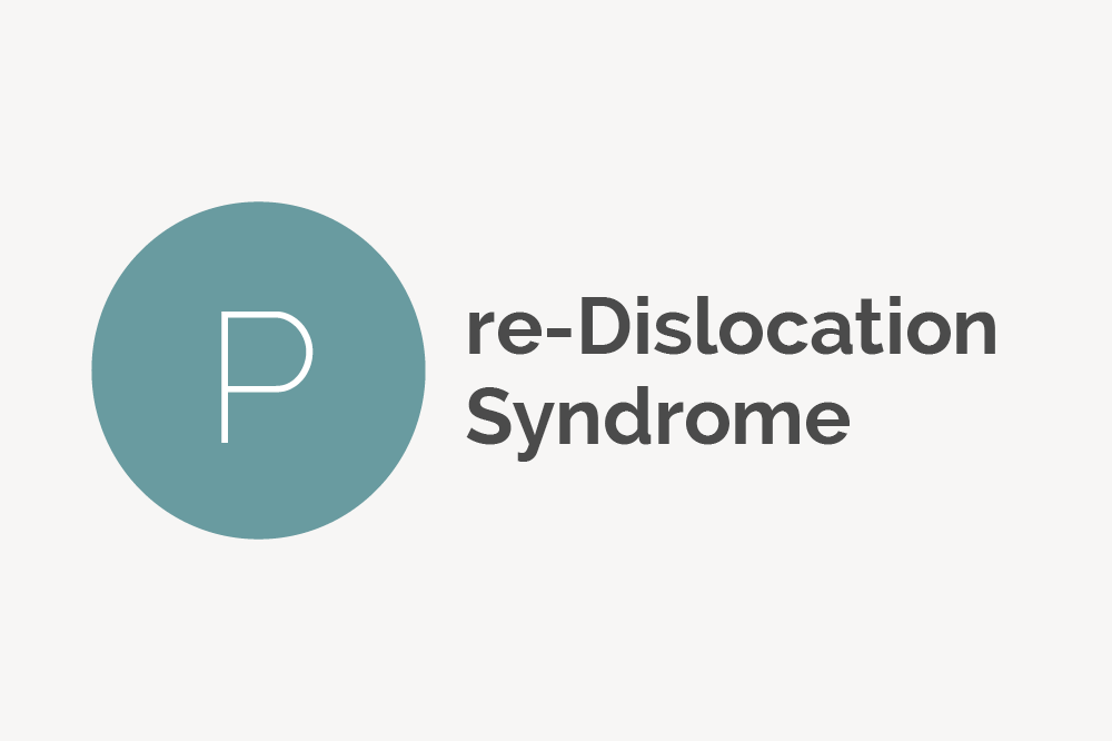 Pre-dislocation Syndrome Definition