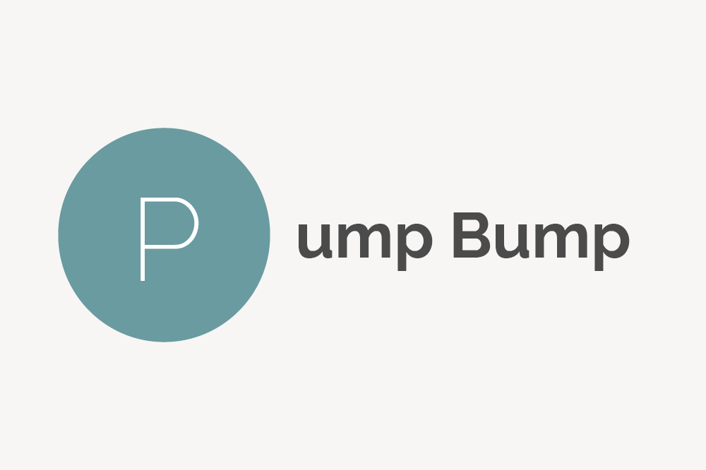Pump Bump Definition