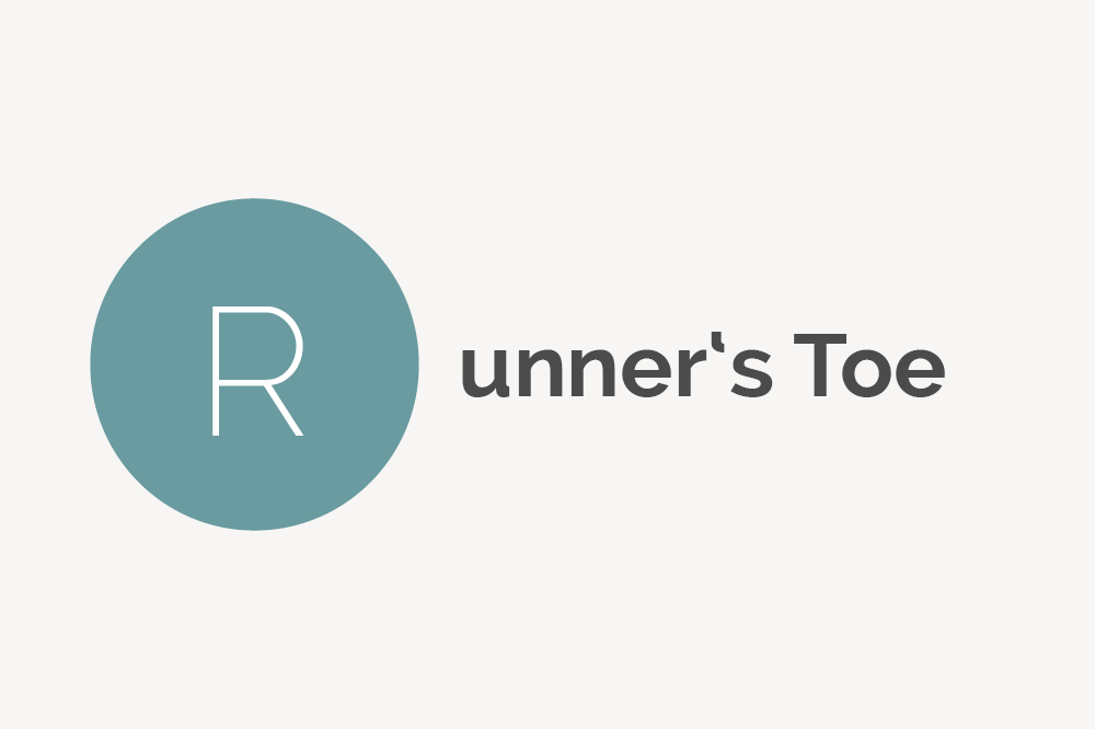 Runner's Toe Definition