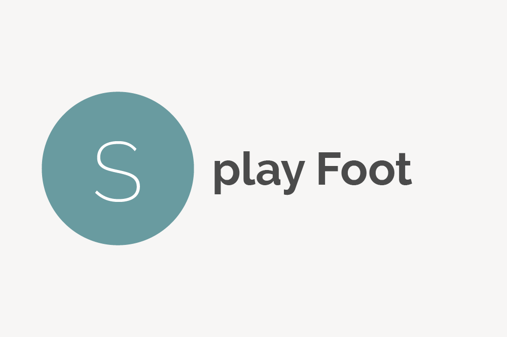 Splay Foot Definition
