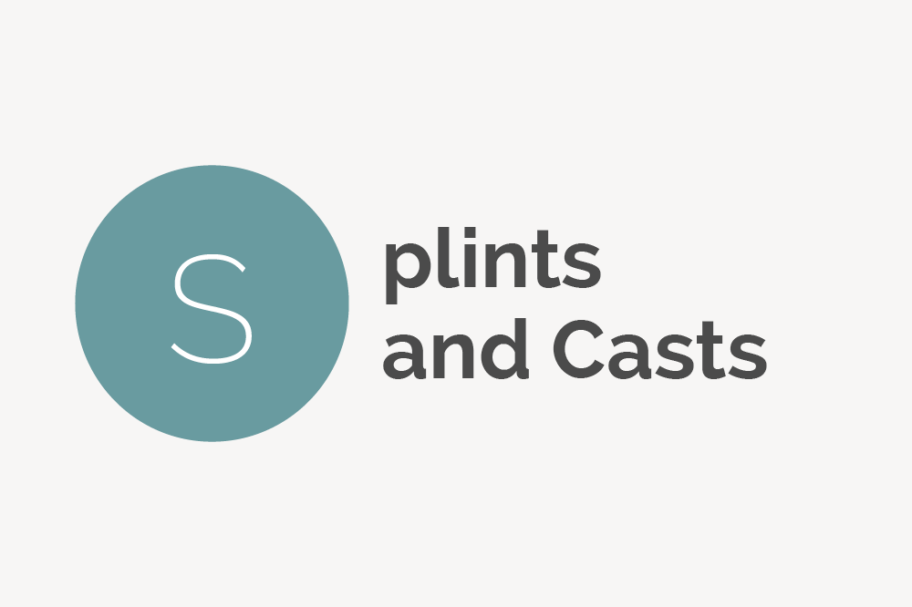 Splints and Casts Wiki