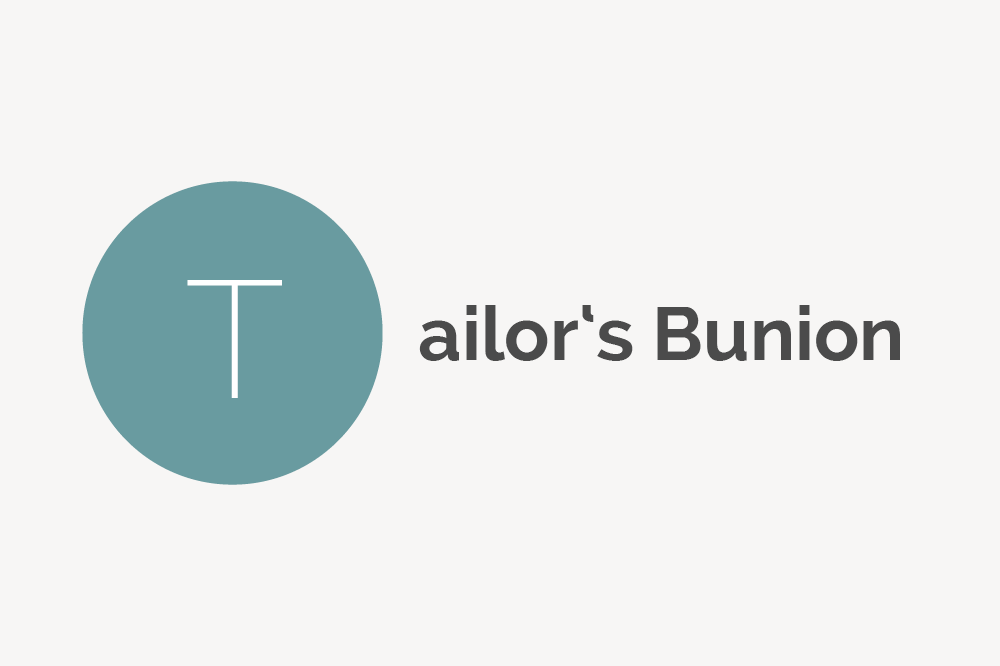 Tailor's Bunion Definition