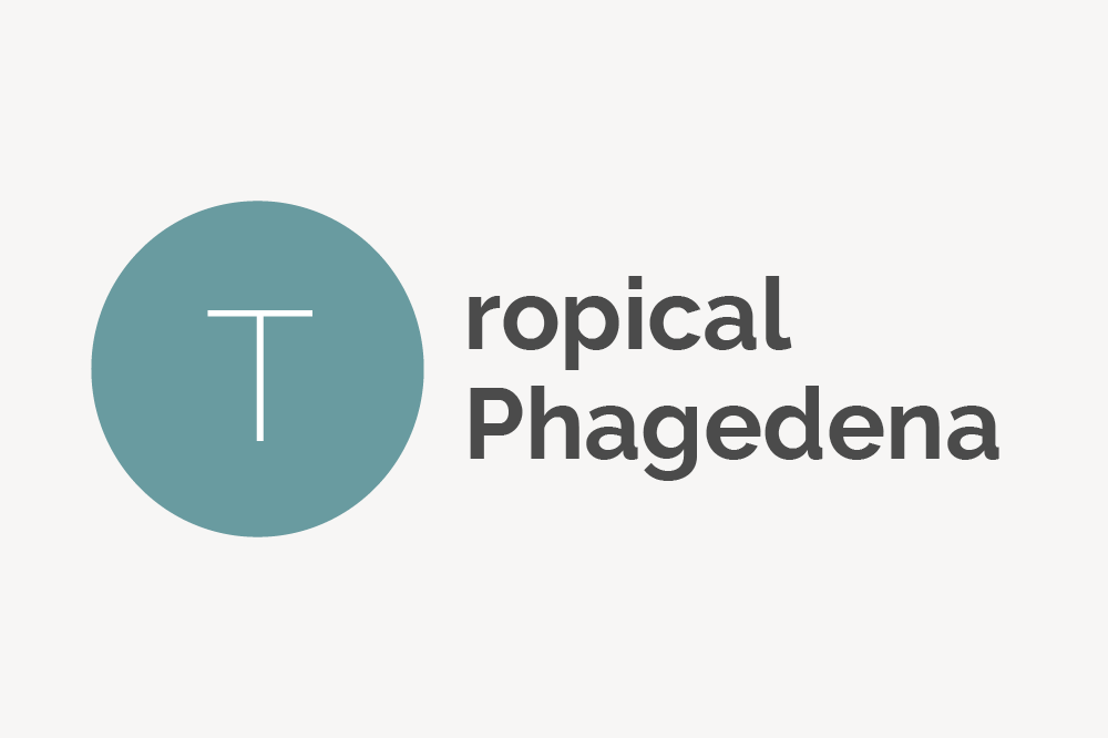 Tropical Phagedena Definition
